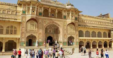 delhi jaipur tour package by tempo traveller