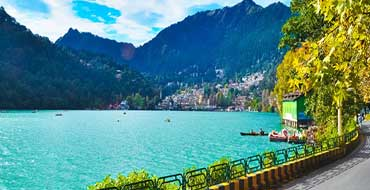 delhi nainital tour package by tempo traveller