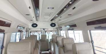 pkn modified tempo traveller hire in delhi